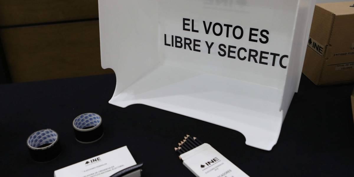 Gastan 500 mil pesos  5 funcionarios del INE en viáticos para voto