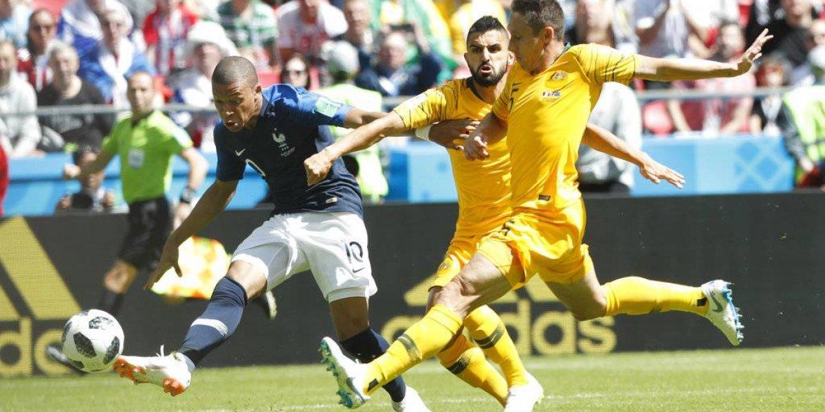 Mbappé alcanza un nuevo récord en su primer Mundial con Francia