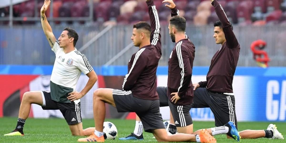 En un partido con historia, Alemania y México ponen en marcha el grupo F