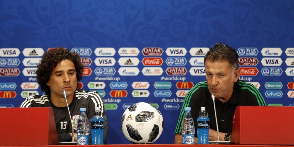 'Hay que jugar por el amor a ganar y no con el temor a perder': Osorio