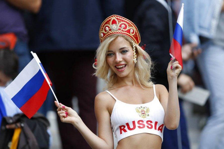 rusas en el mundial