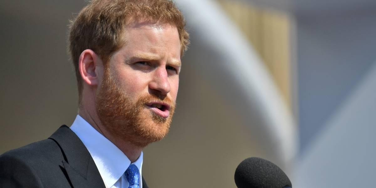 Príncipe Harry teria assinado acordo pré-nupcial de R$ 1,8 bilhão