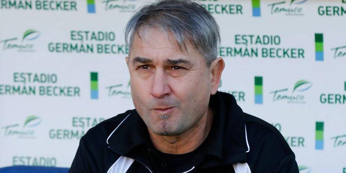 Valdivia eliminó a Temuco de Copa Chile y dejó a Giovagnoli al borde del adiós