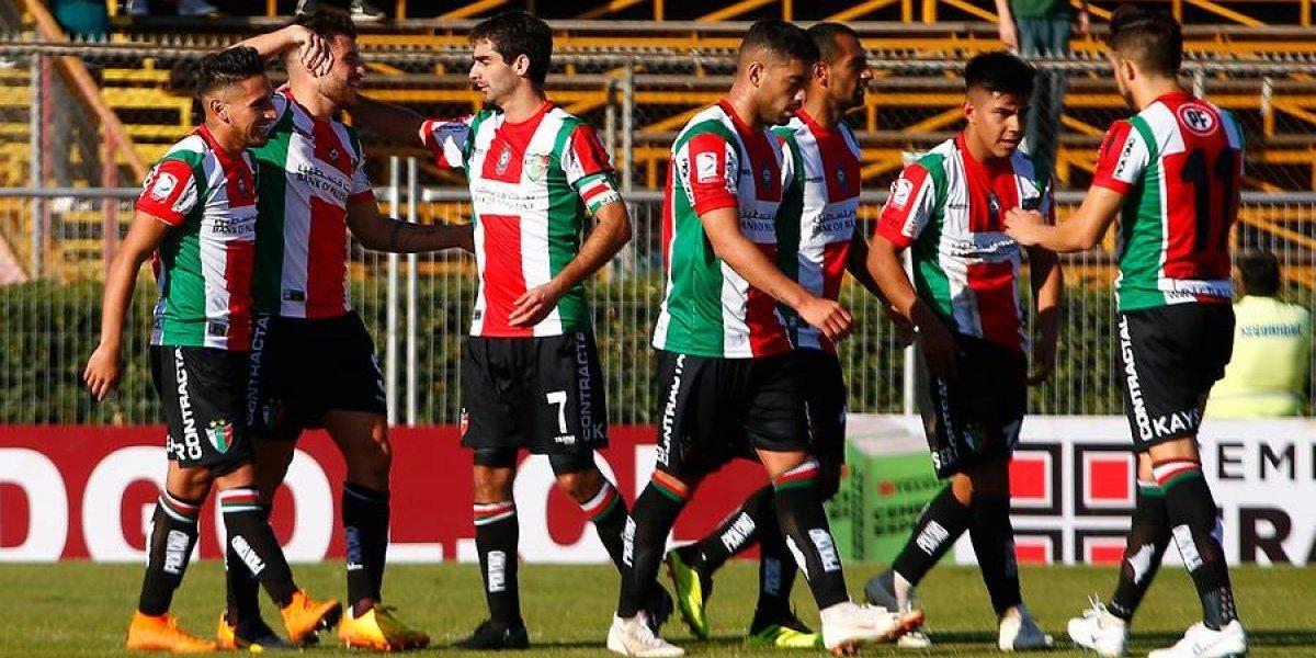 Palestino eliminó a Wanderers y dejó sin campeón vigente a la Copa Chile