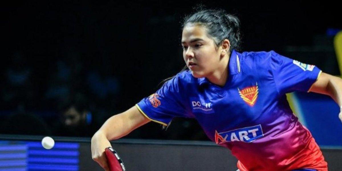 Adriana Díaz debuta con victoria en la liga india