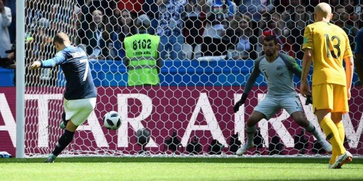 El VAR se estrena en el Mundial 2018 y favorece a Francia