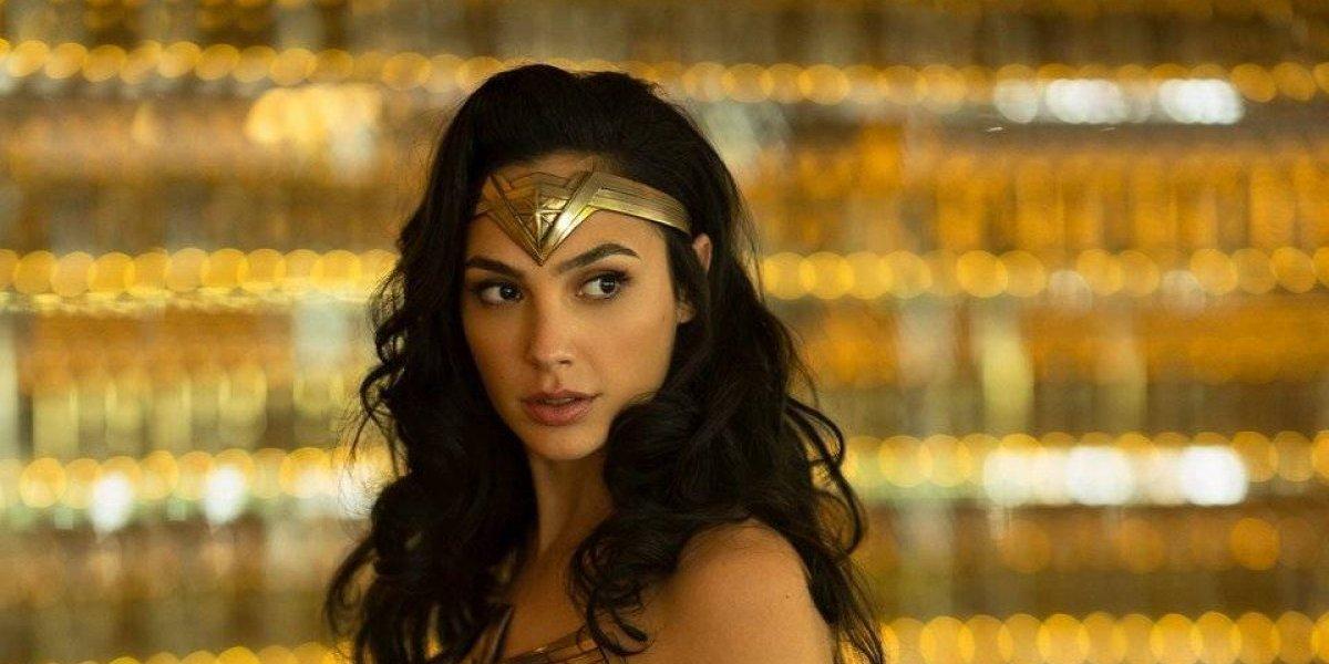 """Wonder Woman 1984"": Primer vistazo a Gal Gadot en vestuario"