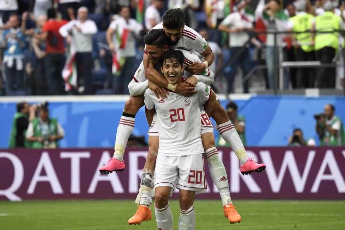 Irán derrotó a Marruecos en su debut en el Mundial.