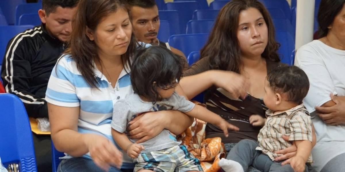 Defensores de cuatro países buscan detener las separaciones de familias en EE. UU