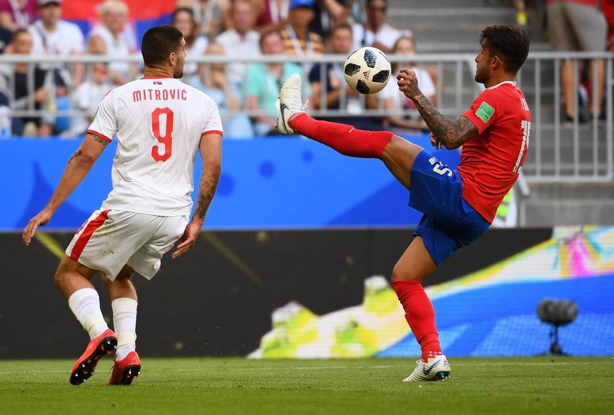 Los costarricenses sumaron su séptima derrota en un Mundial.