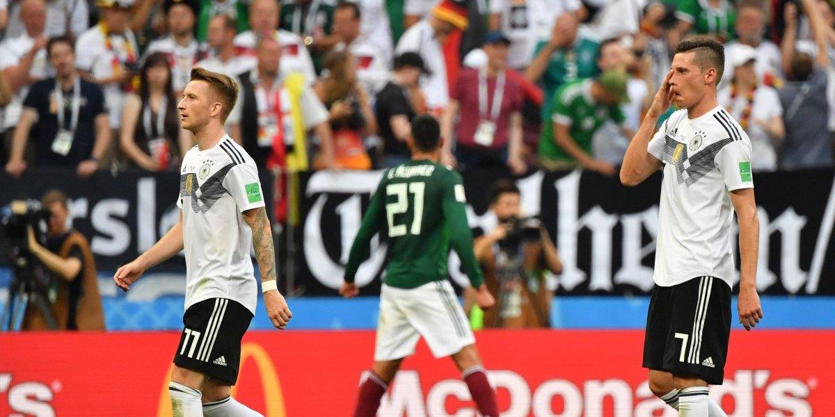 Histórico, México vence al Campeón del Mundo Deportes