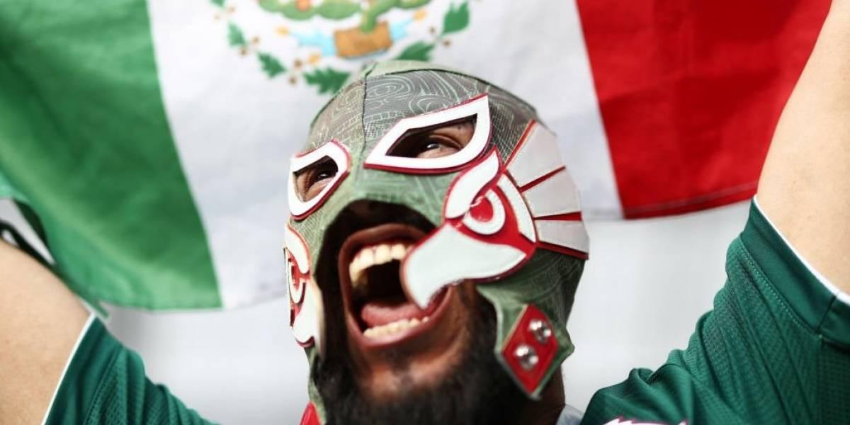 México sorprende 1-0 a la campeona Alemania