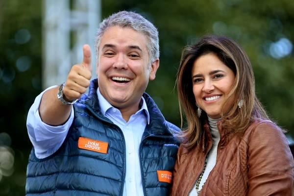 Primera Dama de Colombia