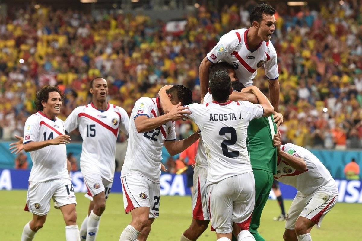 En Brasil 2014 tuvieron su mejor actuación en la historia.