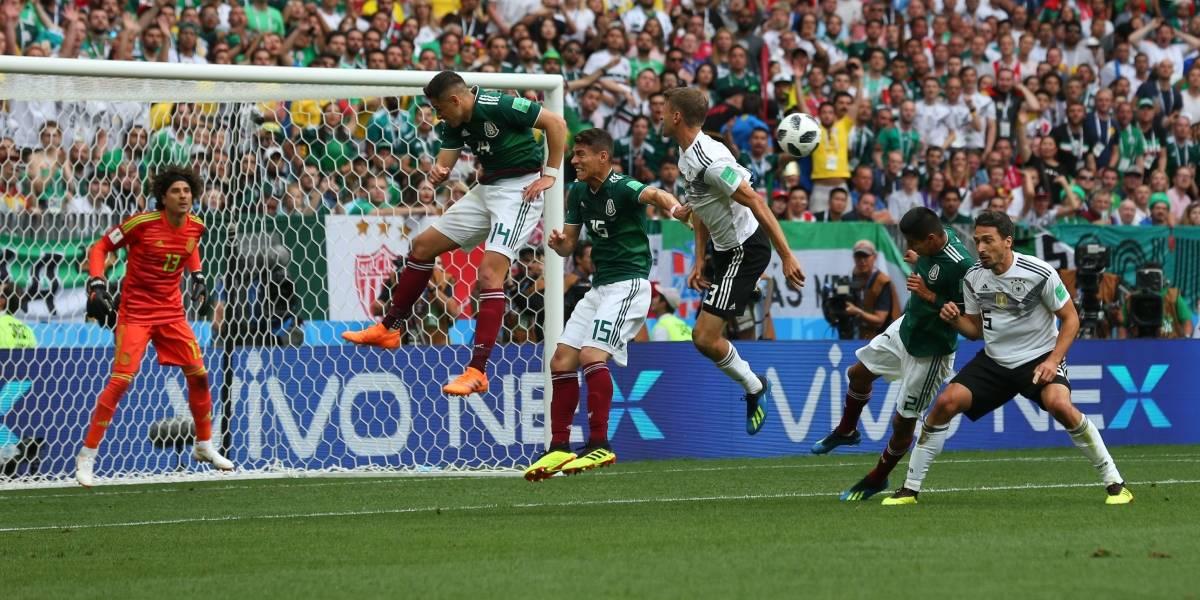 Los mejores momentos de la victoria de México ante Alemania