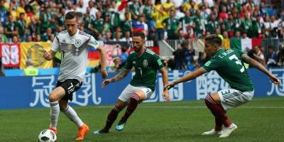 """El triunfo del """"Tri"""" contra Alemania"""