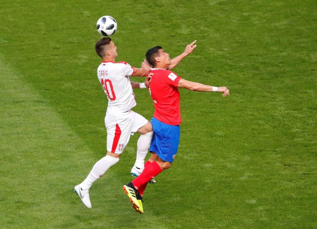 Costa Rica x Sérvia