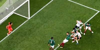 Alemanha x México