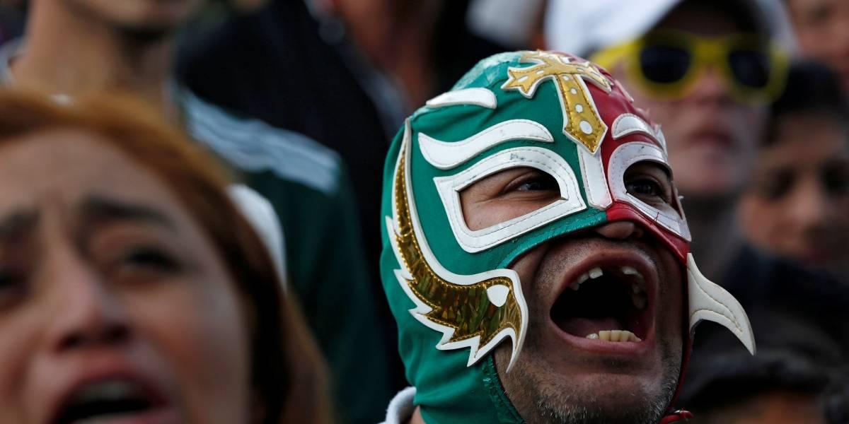Comemoração de gol causa terremoto no México