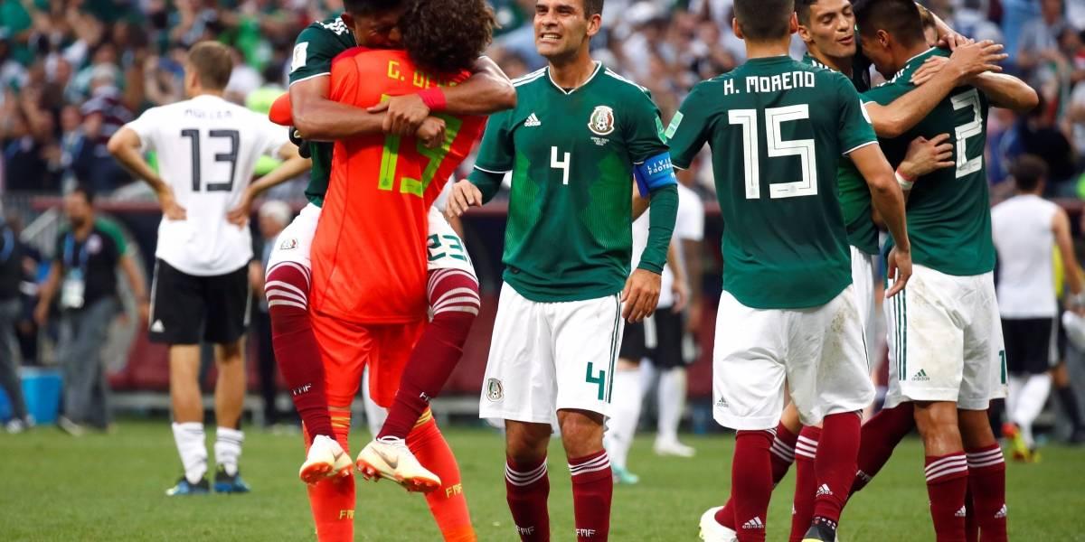 Copa 2018: em jogo disputadíssimo, México vence a Alemanha por 1 a 0