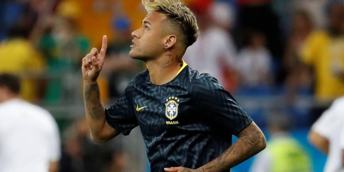 Prestes a entrar em campo, Neymar diz não ter 'medo nenhum de sonhar grande'