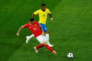 brasil e suiça