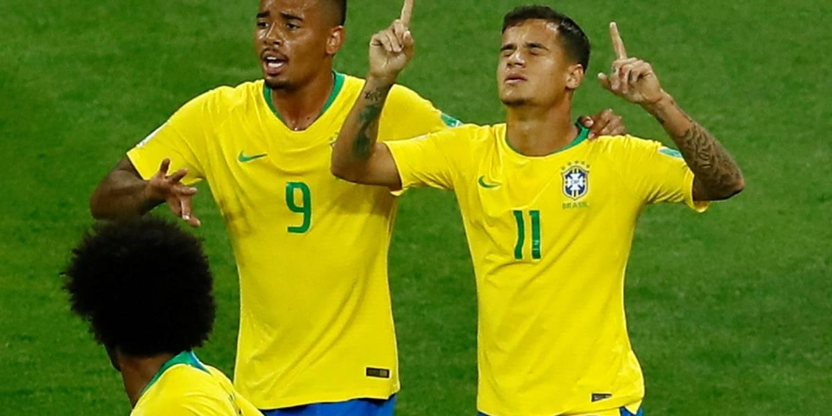 AO VIVO: Brasil abre o placar, mas Suíça empata no início do 2º tempo