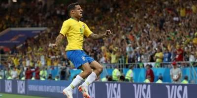 Phillipe Coutinho futebol seleção brasileira