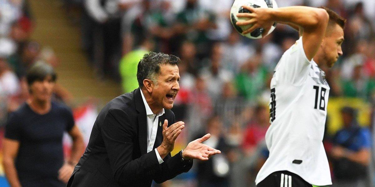¡Tapabocas! Osorio calló a todos con un triunfo histórico de México sobre Alemania