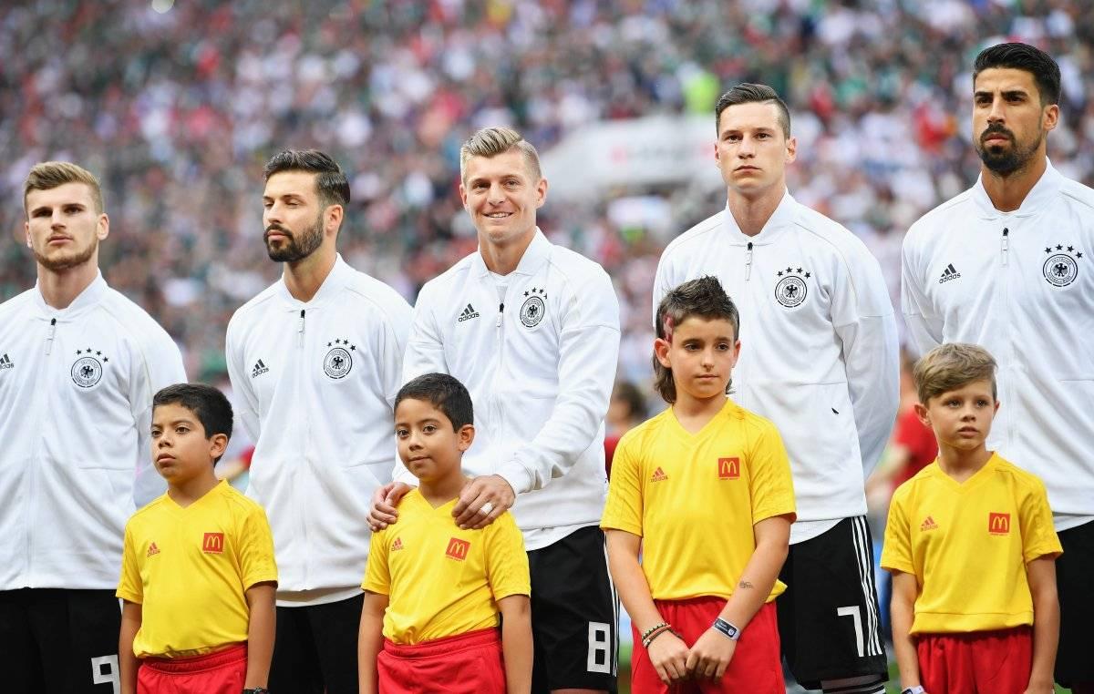 Niños guatemaltecos en el Mundial