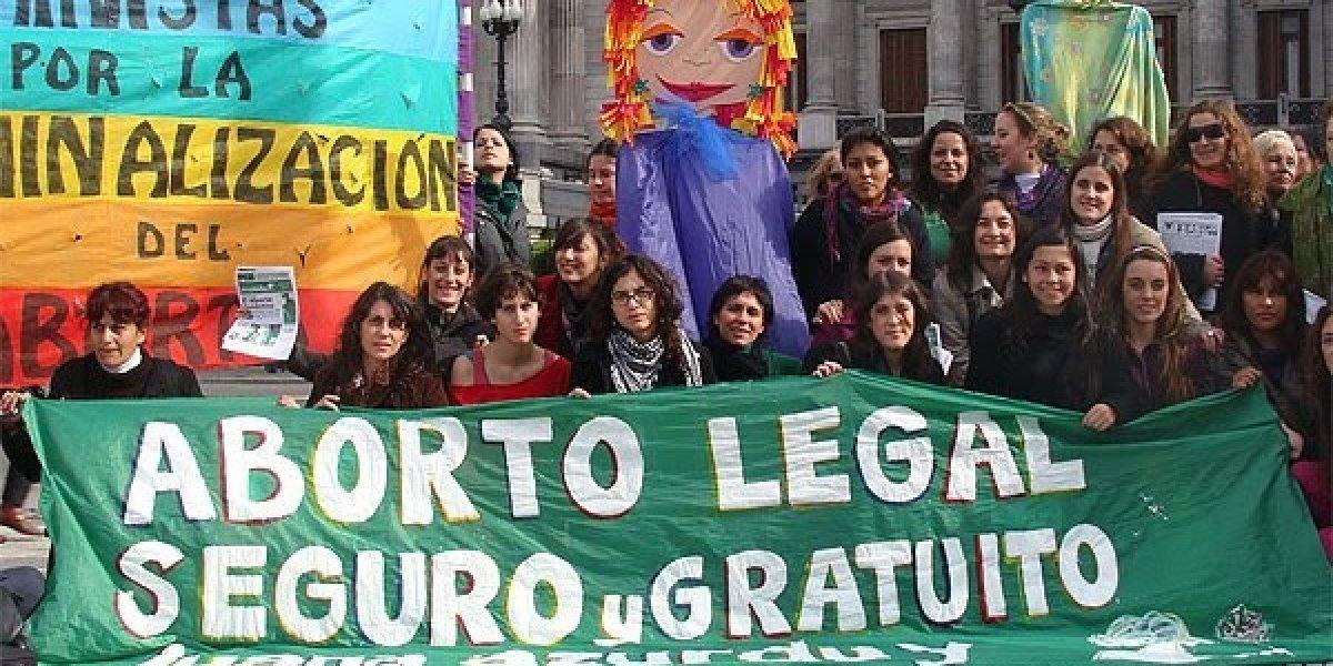 Argentina debate el aborto y el Senado decide