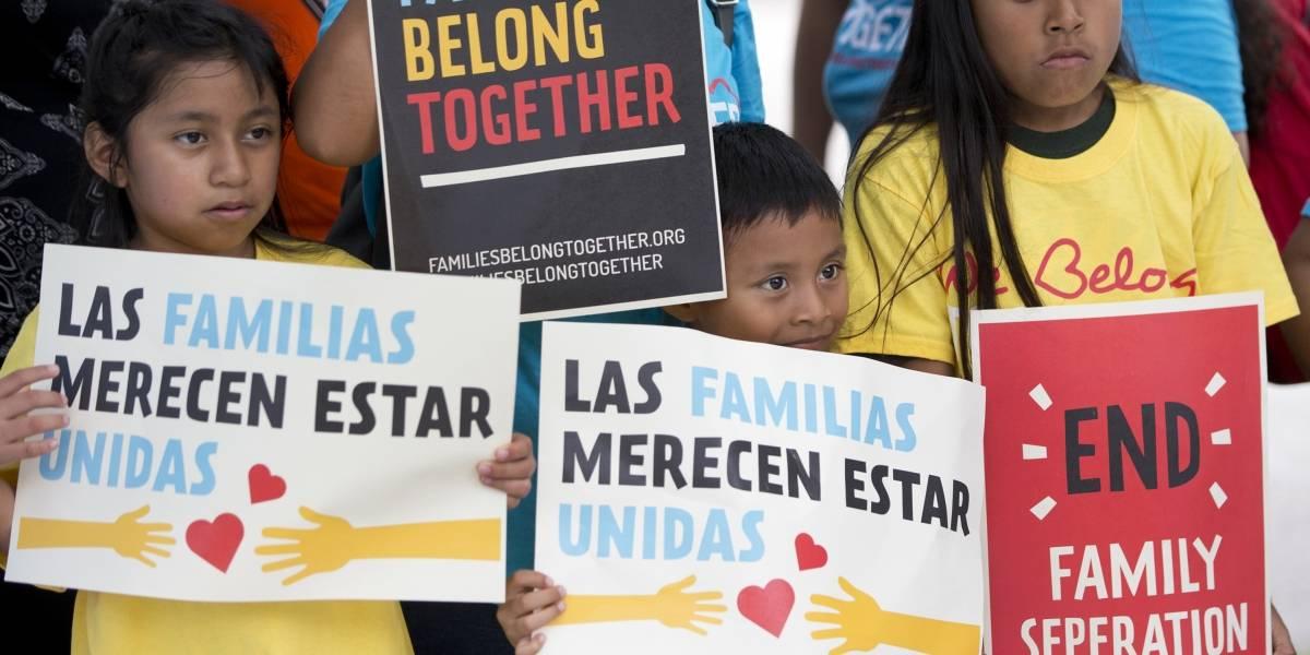 Seguridad Nacional EE. UU. trabaja en plan sobre familias migrantes