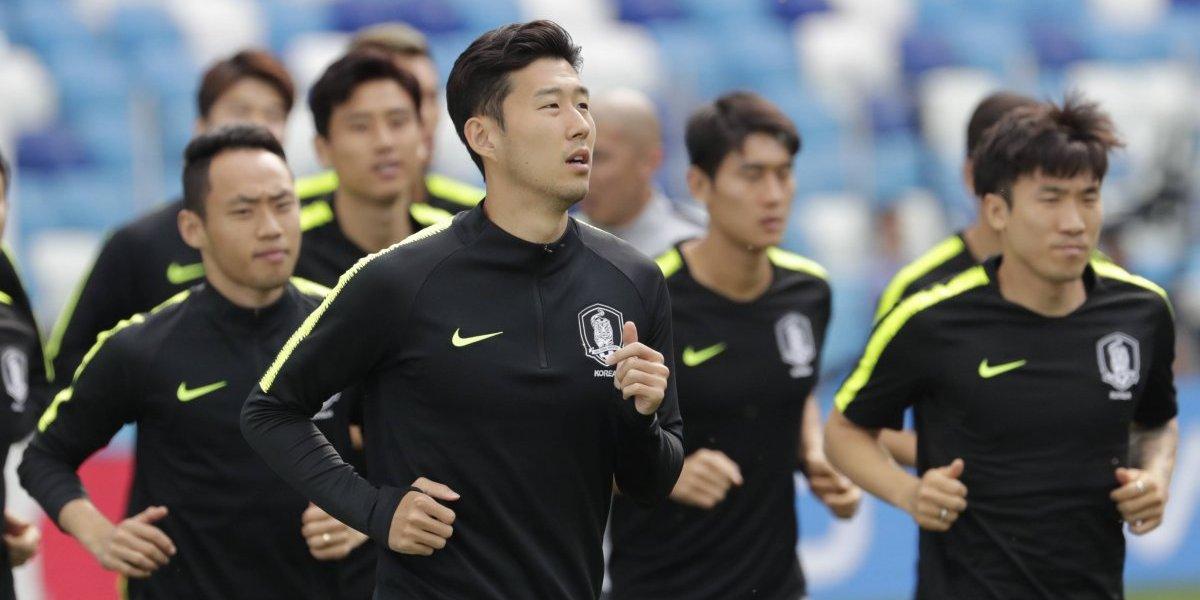 Ingenio asiático en Rusia 2018: Corea del Sur entrena con los números cambiados para despistar a los rivales