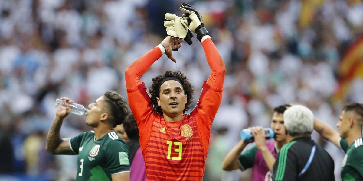 Guillermo Ochoa aún recuerda el 7 a 0 de Chile y asegura que sirvió de lección para la proeza ante Alemania