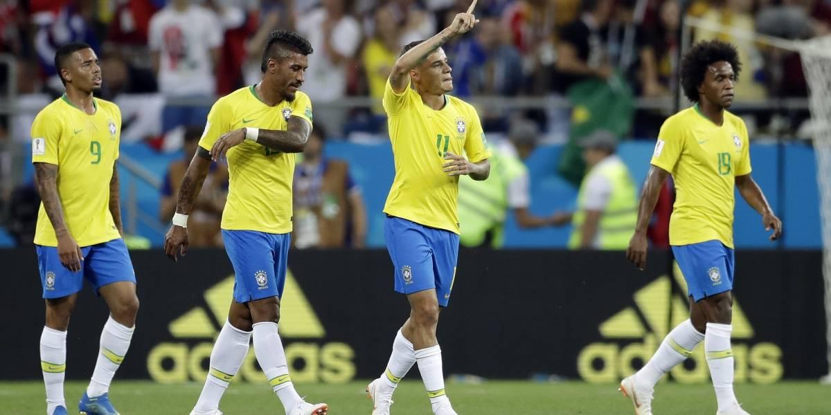 Así vivimos el pobre empate de Brasil ante una ordenada Suiza