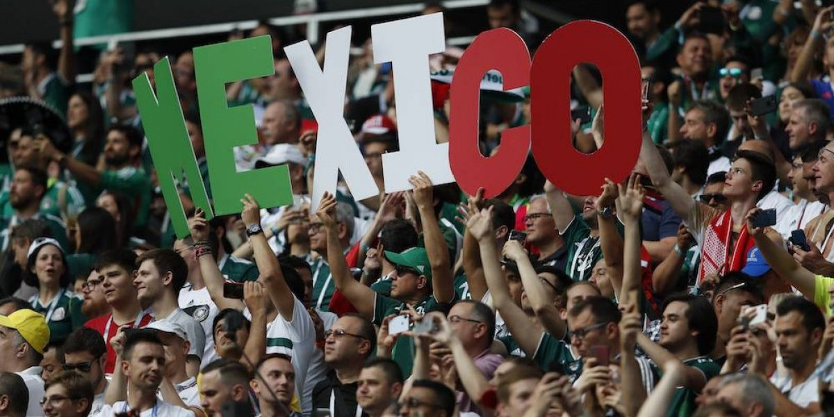 FIFA multa con medio millón de dólares a México