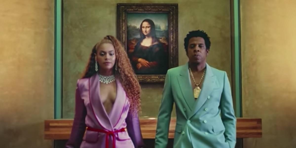 Beyoncé y Jay-Z lanzan un nuevo álbum como dúo