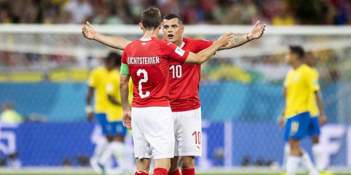 Brasil decepciona y solo empata ante Suiza
