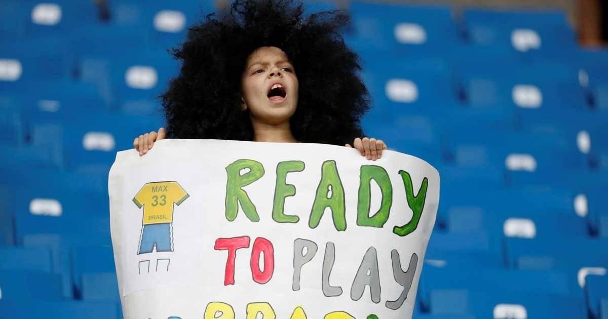 Brasil x Suíça REUTERS/Damir Sagolj