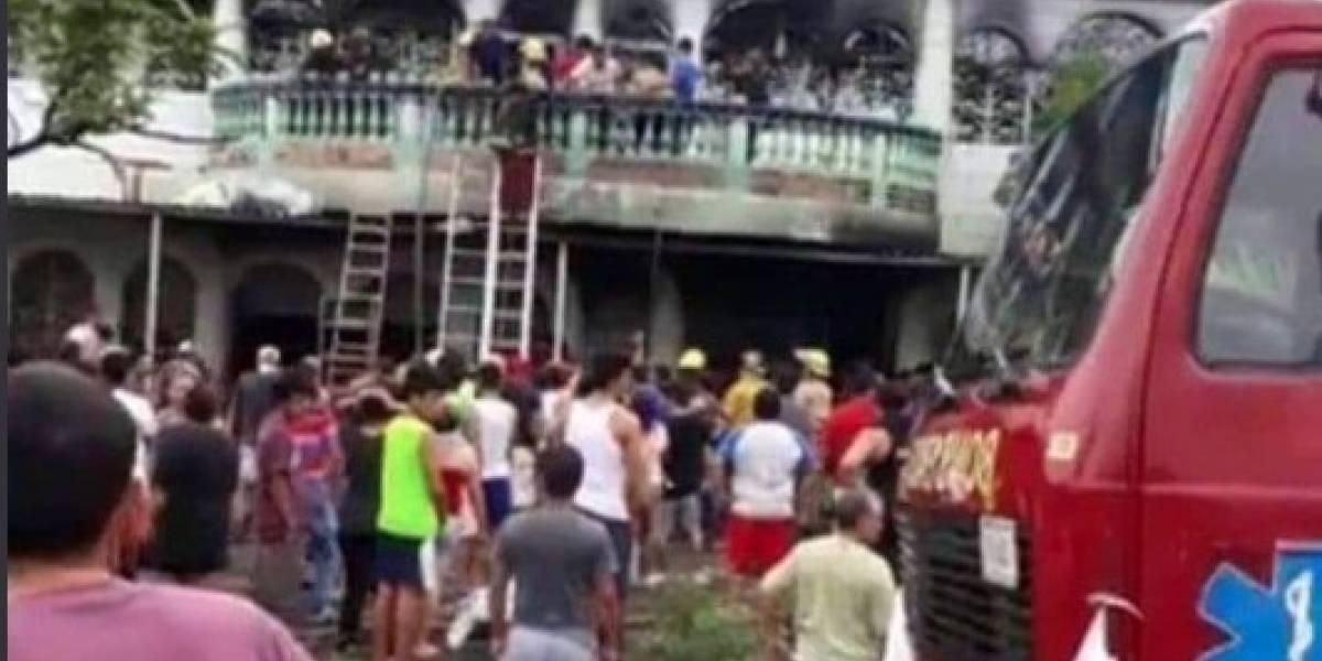 Ataque sin piedad: Familia entera muere calcinada en Nicaragua en una escalada de violencia brutal