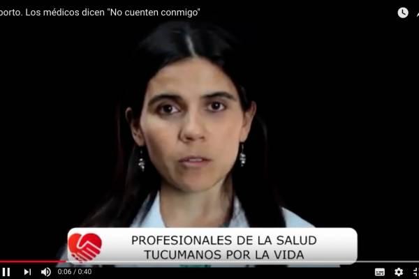Médicos contra el aborto Argentina