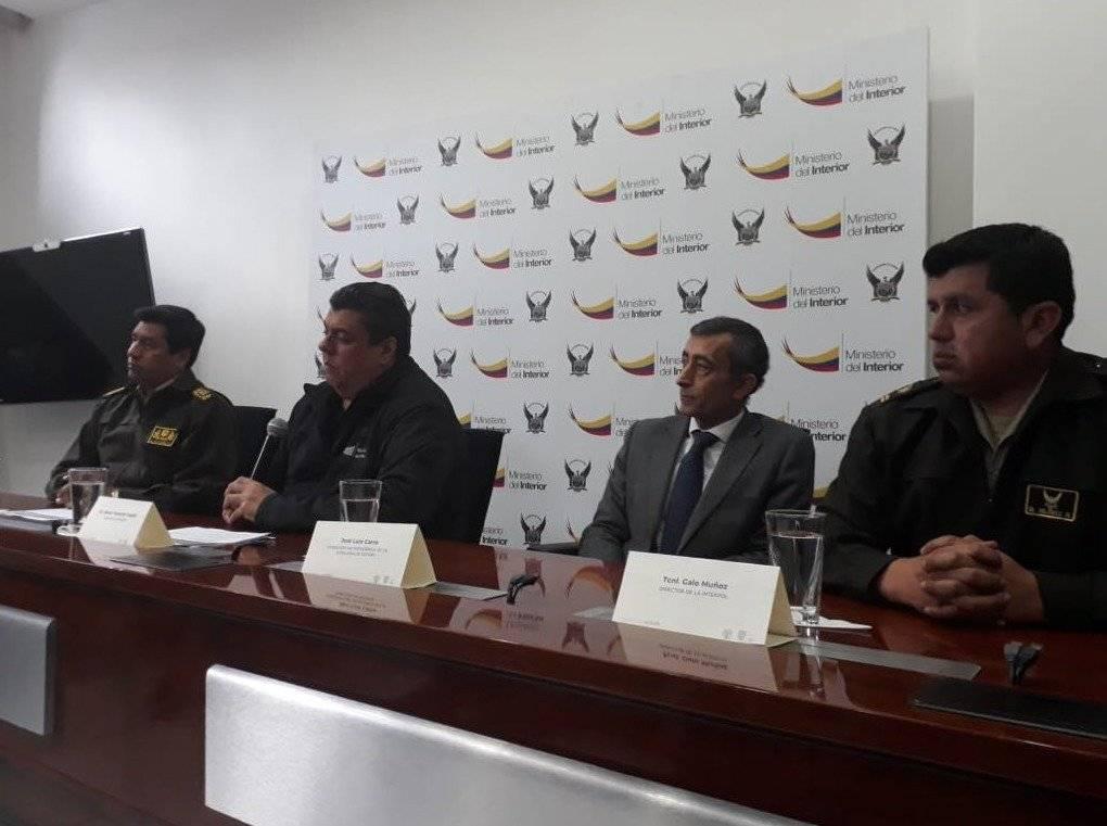 España da luz verde para la extradición de exsecretario de la Senain Ministerio del Interior