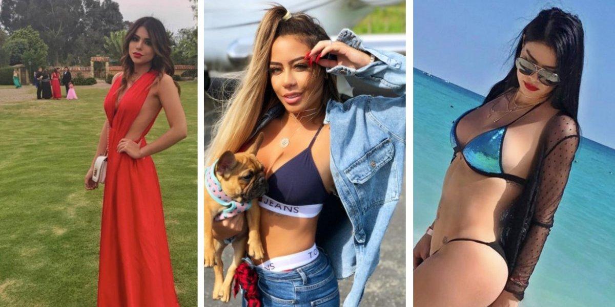 Las hermanas de los futbolistas que roban suspiros en redes sociales