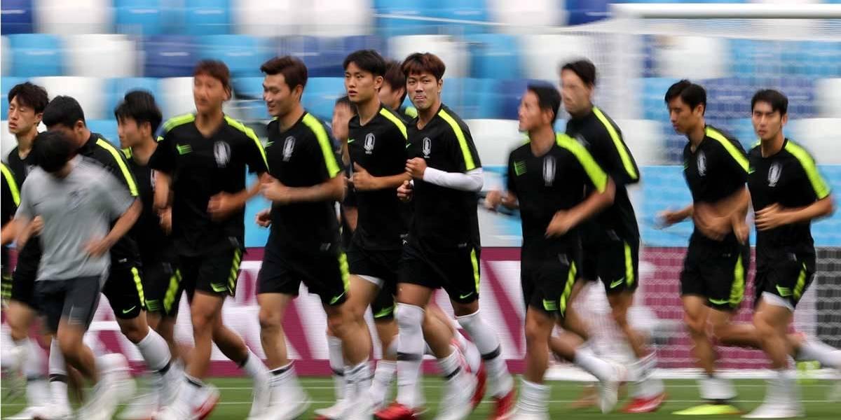 Após derrota alemã, Coreia do Sul e Suécia se animam por uma vaga na próxima fase