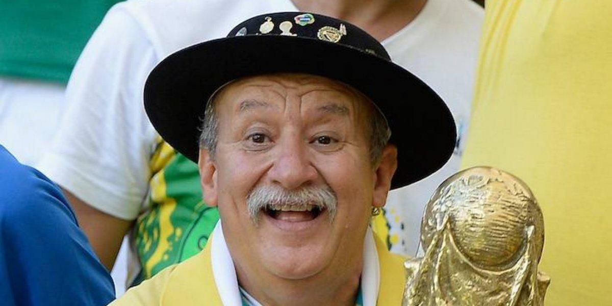 Continúa el legado del fan número uno de Brasil