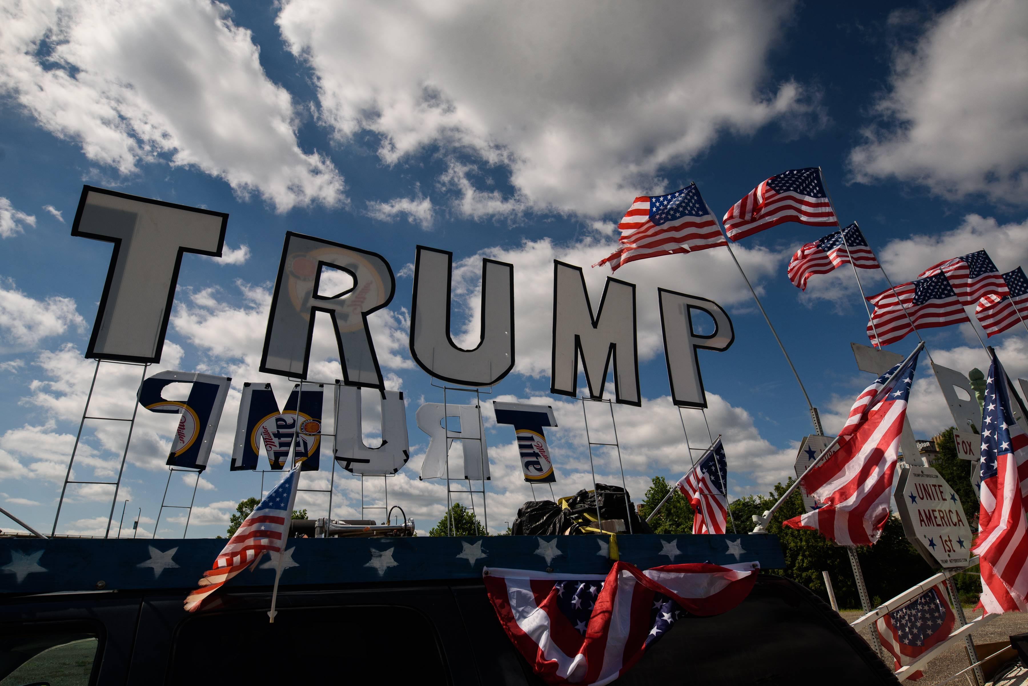 La campaña para la reelección de Donald Trump en 2020 sería apoyada por ex-trabajadores de Cambridge Analytica