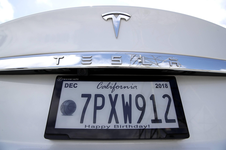 Un Tesla se incendia sin razón aparente en Los Ángeles