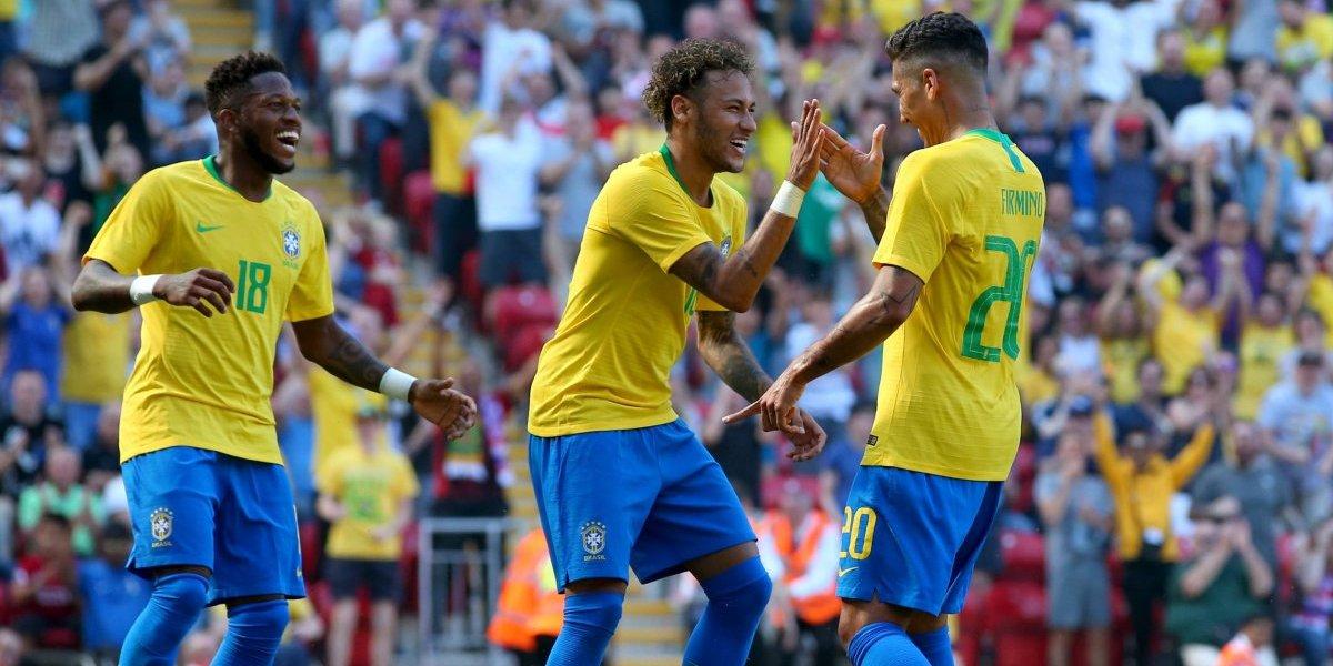 Brasil, a confirmar su candidatura contra el opositor, Suiza