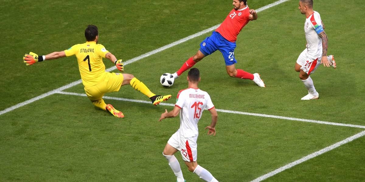 Así vivimos el ajustado triunfo de Serbia sobre Costa Rica en el Grupo E