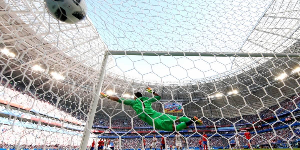 Mundial de Rusia: Serbia derrotó a Costa Rica con un espectacular tiro libre de Kolarov